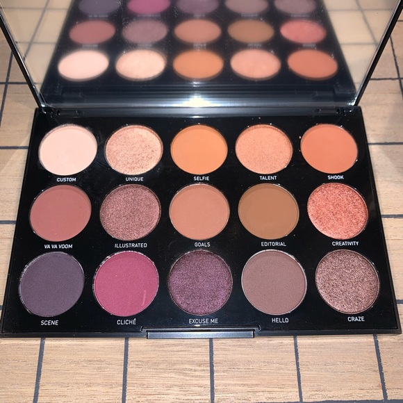 Morphe Other - LIMITED EDITION! Morphe 15N Night Master Palette
